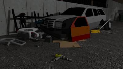 Fix My Car: Zombie Survival