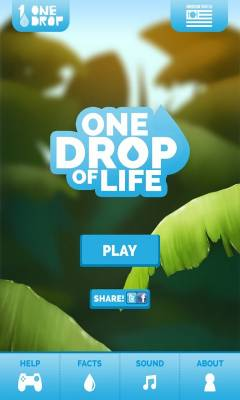 One Drop of Life