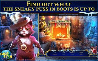 Christmas: Puss in Boots Full