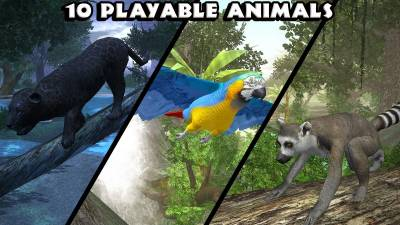 Ultimate Jungle Simulator