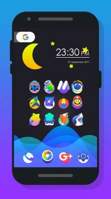 Dualix - Icon Pack