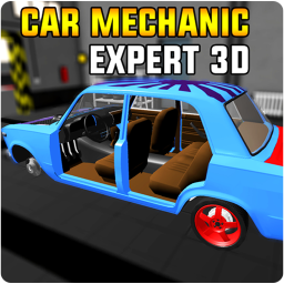 Car Mechanic Expert 3D