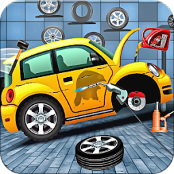 Multi Car Wash Game : Design Game