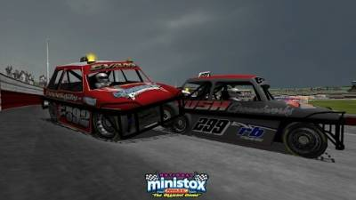 National Ministox - The Official Game