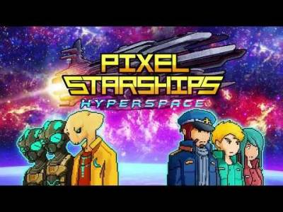 Pixel Starships™: Hyperspace
