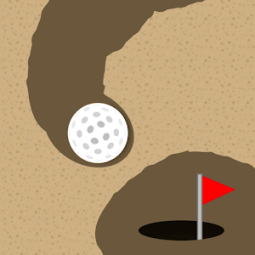 Golf Nest - Dig Your Way Out!