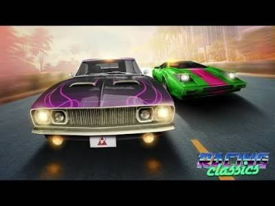 Racing Classics PRO: Real Speed & Уличные Гонки