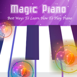 Magic Piano Tiles - Dream Piano: Free Music Beat