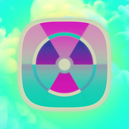 RADIATE - Icon Pack